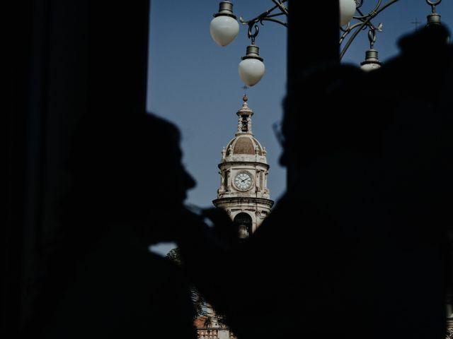Il matrimonio di Francesco e Letizia a Catania, Catania 14