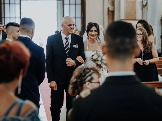 Il matrimonio di Francesco e Letizia a Catania, Catania 19