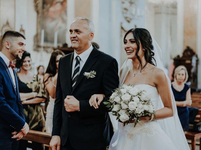 Il matrimonio di Francesco e Letizia a Catania, Catania 23