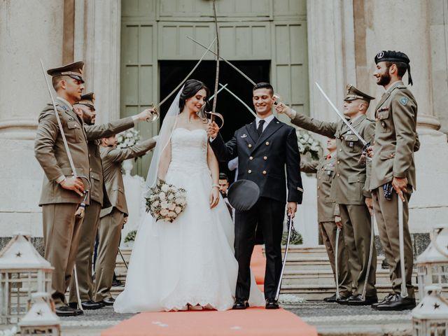 Il matrimonio di Francesco e Letizia a Catania, Catania 25
