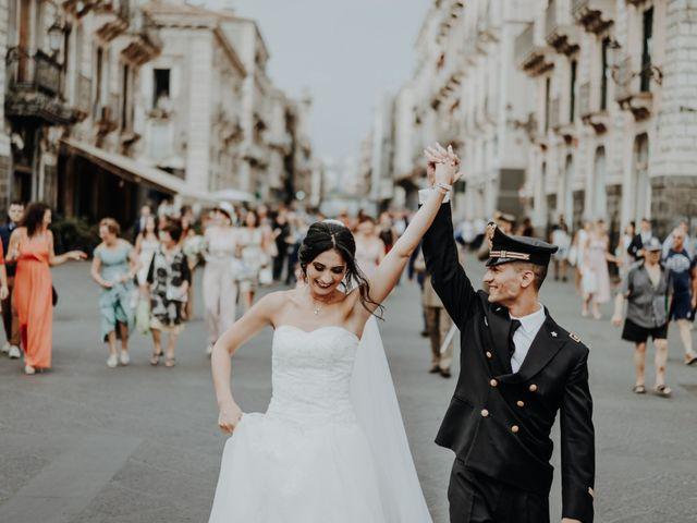 Il matrimonio di Francesco e Letizia a Catania, Catania 29