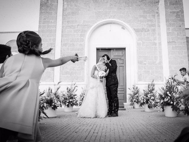 Il matrimonio di Luca e Sara a Racale, Lecce 28