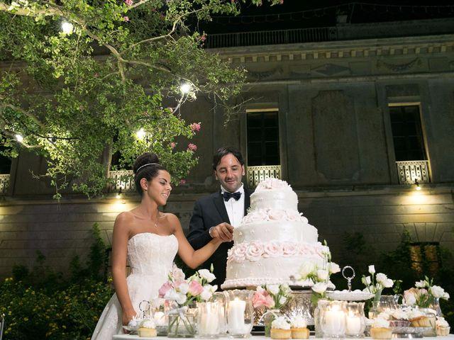 Il matrimonio di Luca e Sara a Racale, Lecce 49