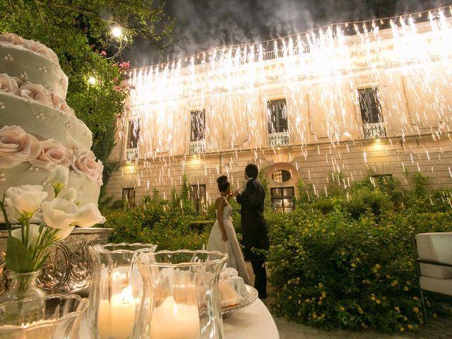Il matrimonio di Luca e Sara a Racale, Lecce 2