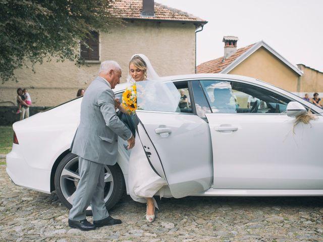 Il matrimonio di Jacopo e Giada a Quarna Sopra, Verbania 18