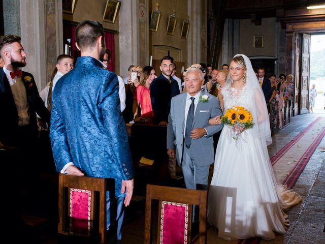Il matrimonio di Jacopo e Giada a Quarna Sopra, Verbania 22