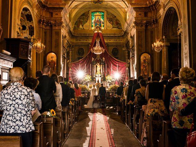 Il matrimonio di Jacopo e Giada a Quarna Sopra, Verbania 23