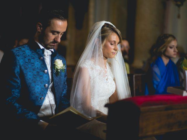 Il matrimonio di Jacopo e Giada a Quarna Sopra, Verbania 24