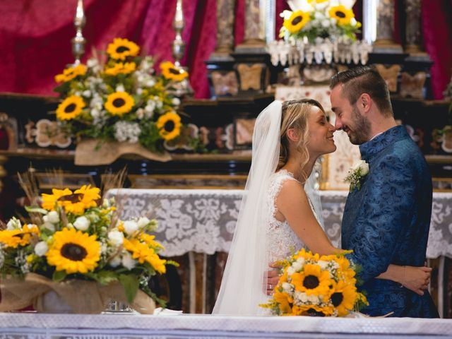 Il matrimonio di Jacopo e Giada a Quarna Sopra, Verbania 29