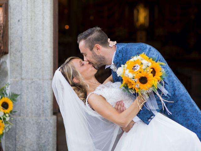 Il matrimonio di Jacopo e Giada a Quarna Sopra, Verbania 32
