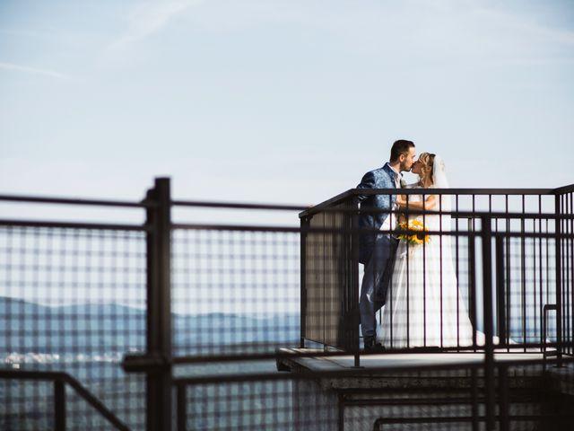 Il matrimonio di Jacopo e Giada a Quarna Sopra, Verbania 34