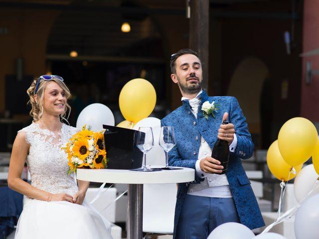 Il matrimonio di Jacopo e Giada a Quarna Sopra, Verbania 35