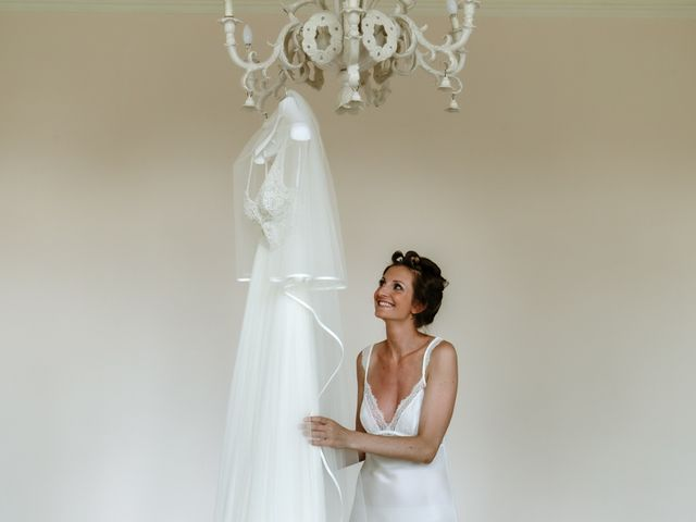 Il matrimonio di Antonio e Martina a Montevecchia, Lecco 12