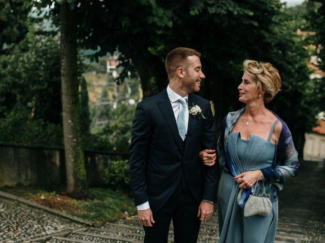 Il matrimonio di Antonio e Martina a Montevecchia, Lecco 40
