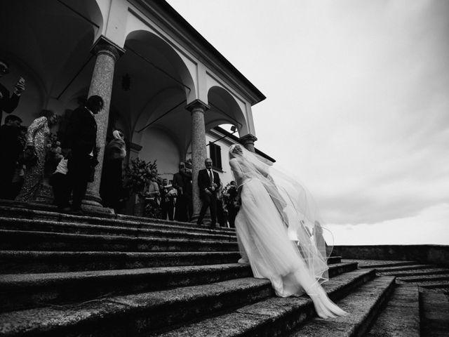 Il matrimonio di Antonio e Martina a Montevecchia, Lecco 46