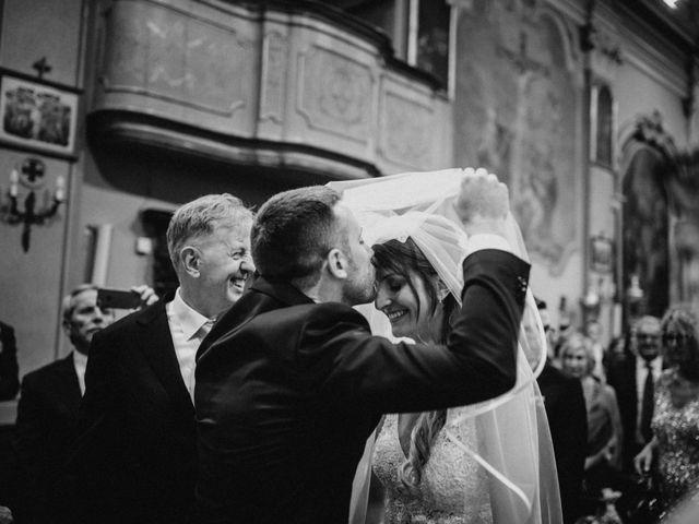 Il matrimonio di Antonio e Martina a Montevecchia, Lecco 50