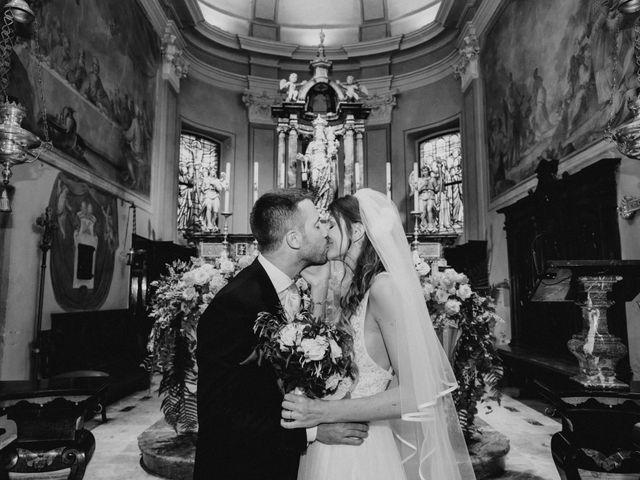 Il matrimonio di Antonio e Martina a Montevecchia, Lecco 56