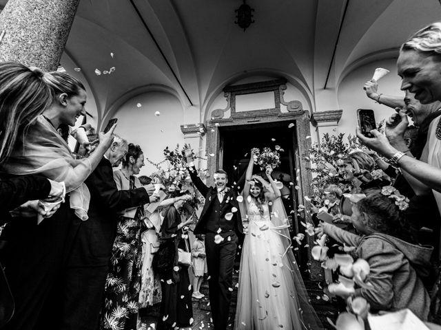 Il matrimonio di Antonio e Martina a Montevecchia, Lecco 57