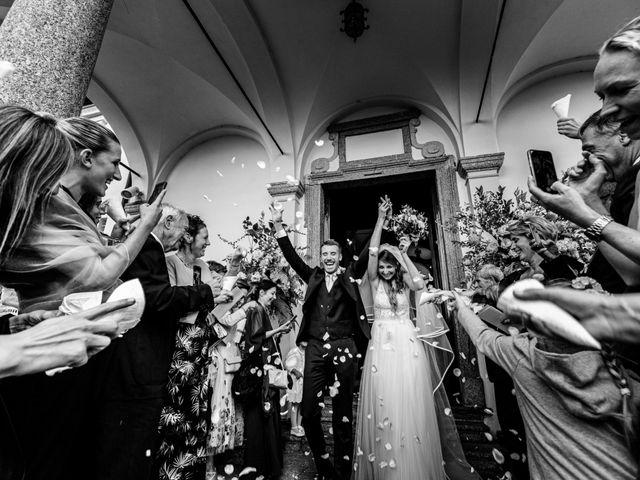 Il matrimonio di Antonio e Martina a Montevecchia, Lecco 58