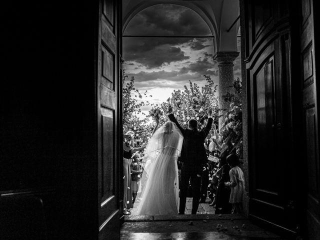 Il matrimonio di Antonio e Martina a Montevecchia, Lecco 59