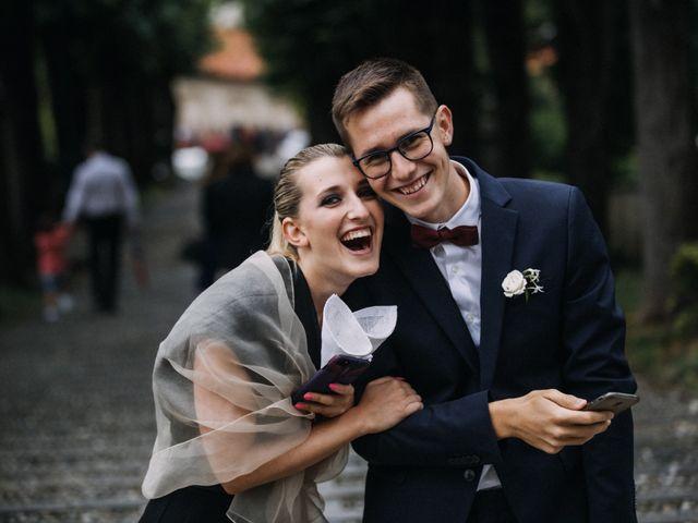 Il matrimonio di Antonio e Martina a Montevecchia, Lecco 60