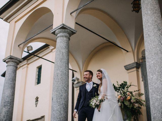 Il matrimonio di Antonio e Martina a Montevecchia, Lecco 61