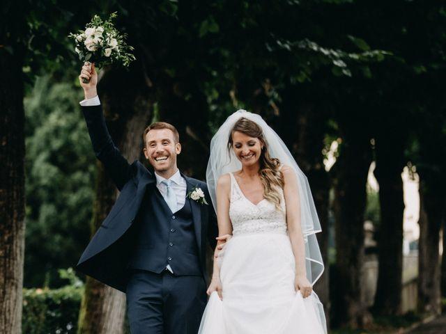 Il matrimonio di Antonio e Martina a Montevecchia, Lecco 1