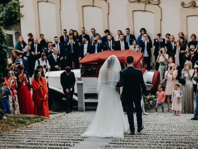 Il matrimonio di Antonio e Martina a Montevecchia, Lecco 68