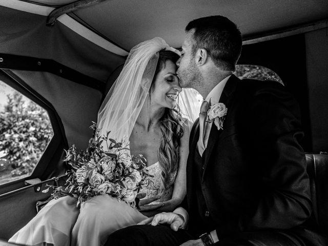 Il matrimonio di Antonio e Martina a Montevecchia, Lecco 73