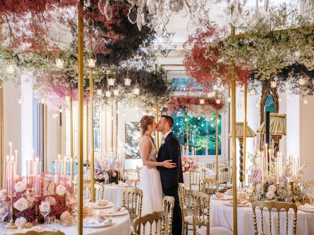 Il matrimonio di Antonio e Martina a Montevecchia, Lecco 86