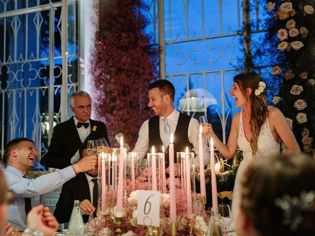 Il matrimonio di Antonio e Martina a Montevecchia, Lecco 88