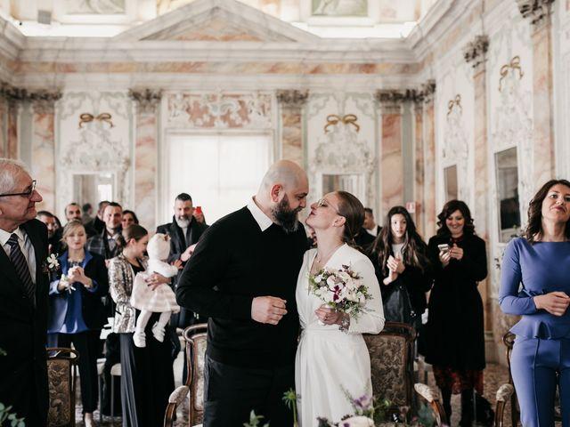Le nozze di Giulia e Mirko