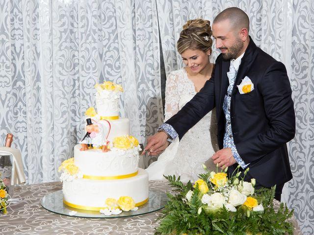 Il matrimonio di Giuseppe e Alessia a Taormina, Messina 1