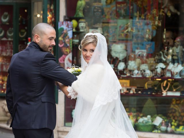 Il matrimonio di Giuseppe e Alessia a Taormina, Messina 6