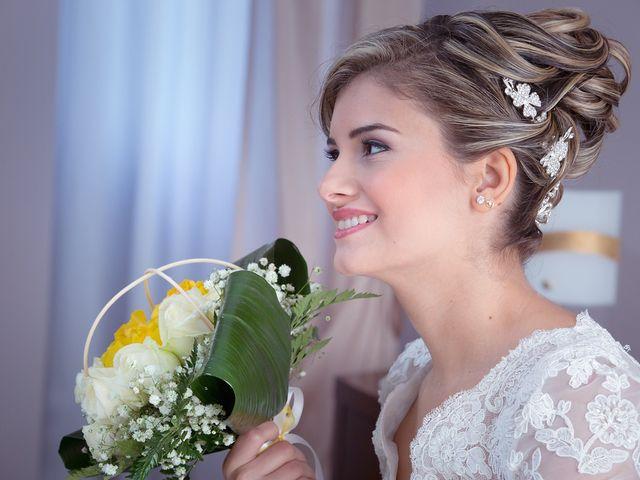 Il matrimonio di Giuseppe e Alessia a Taormina, Messina 13