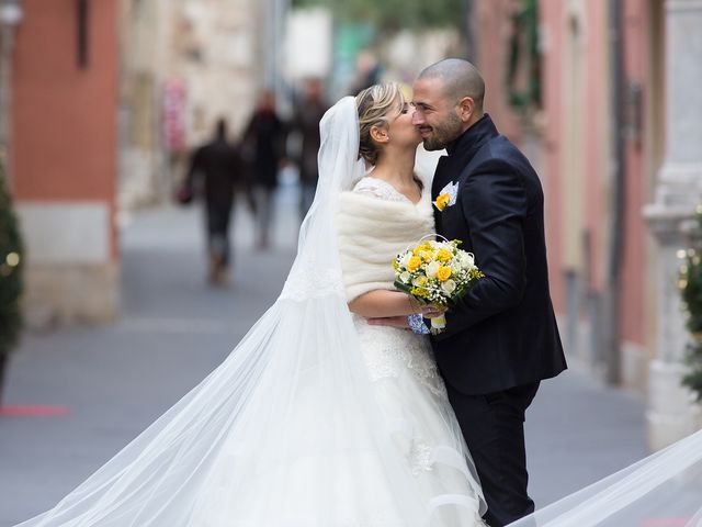 Il matrimonio di Giuseppe e Alessia a Taormina, Messina 27