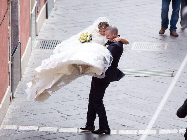 Il matrimonio di Giuseppe e Alessia a Taormina, Messina 30