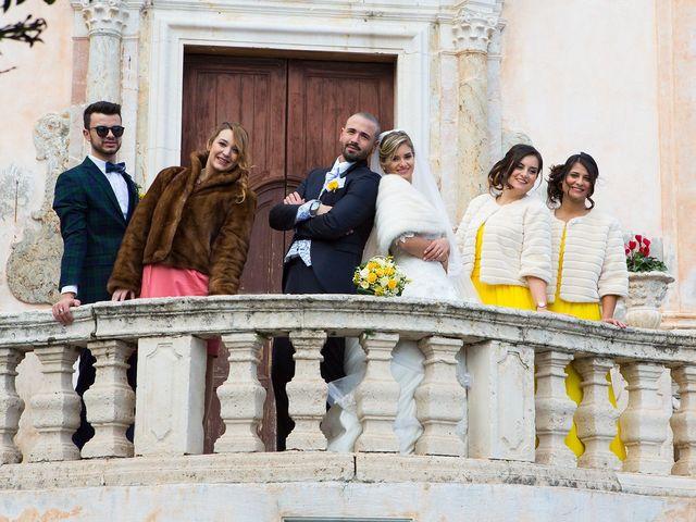 Il matrimonio di Giuseppe e Alessia a Taormina, Messina 33
