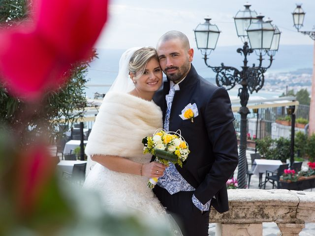 Il matrimonio di Giuseppe e Alessia a Taormina, Messina 34