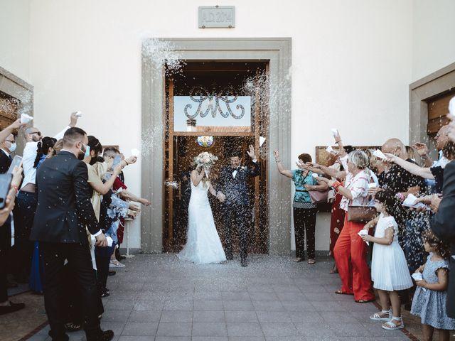 Il matrimonio di Alessandro e Chiara a Prato, Prato 10