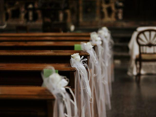 Il matrimonio di Andrea e Giulia a Aosta, Aosta 12
