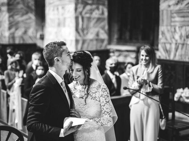 Il matrimonio di Andrea e Giulia a Aosta, Aosta 16