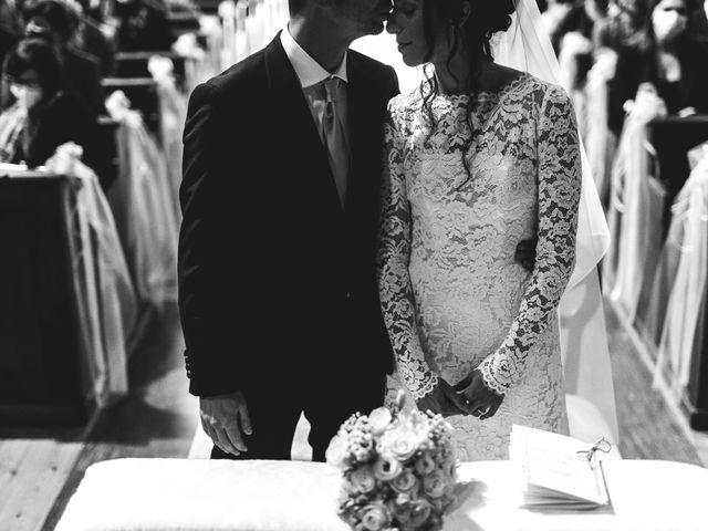 Il matrimonio di Andrea e Giulia a Aosta, Aosta 18
