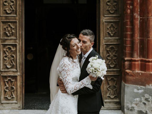 Il matrimonio di Andrea e Giulia a Aosta, Aosta 20