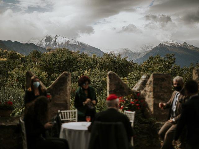 Il matrimonio di Andrea e Giulia a Aosta, Aosta 21