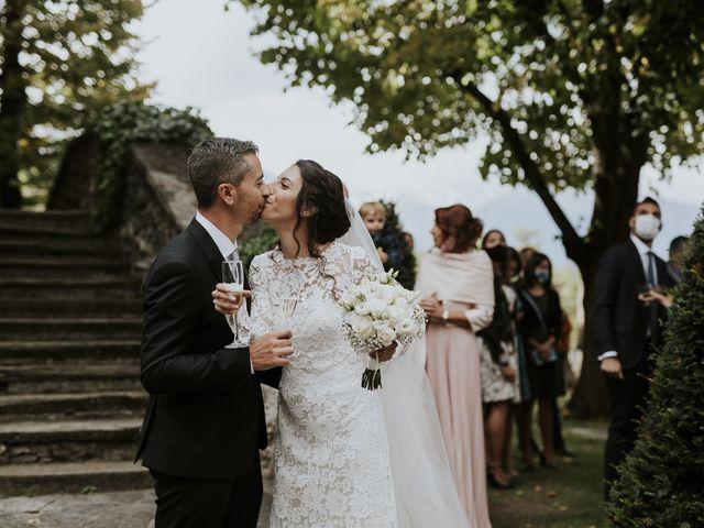 Il matrimonio di Andrea e Giulia a Aosta, Aosta 25