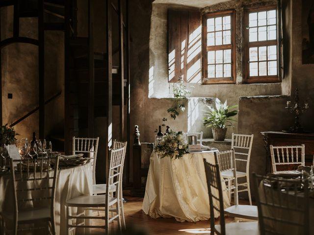 Il matrimonio di Andrea e Giulia a Aosta, Aosta 28