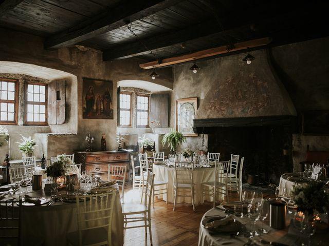 Il matrimonio di Andrea e Giulia a Aosta, Aosta 30