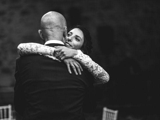 Il matrimonio di Andrea e Giulia a Aosta, Aosta 37