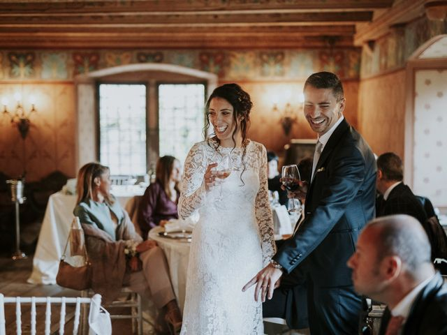 Il matrimonio di Andrea e Giulia a Aosta, Aosta 40